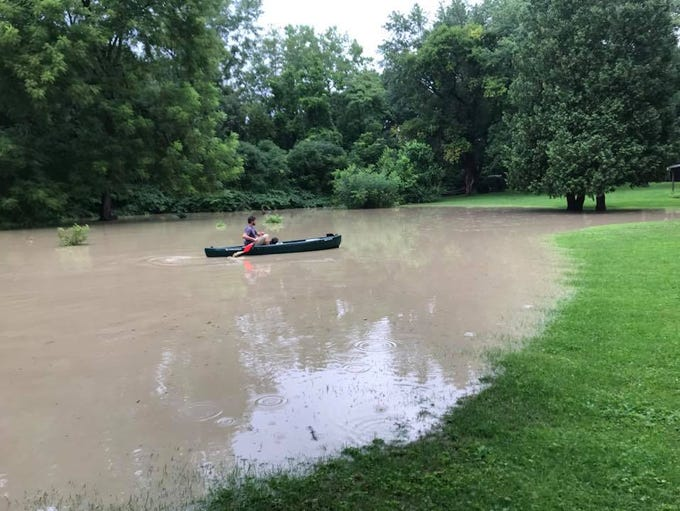 Horseheads, on Aug. 13. Submitted by Lisa Monachino