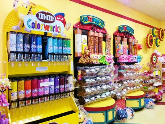 Candy, treats and toys at Fuzziwig's Candy Factory in Mesa.