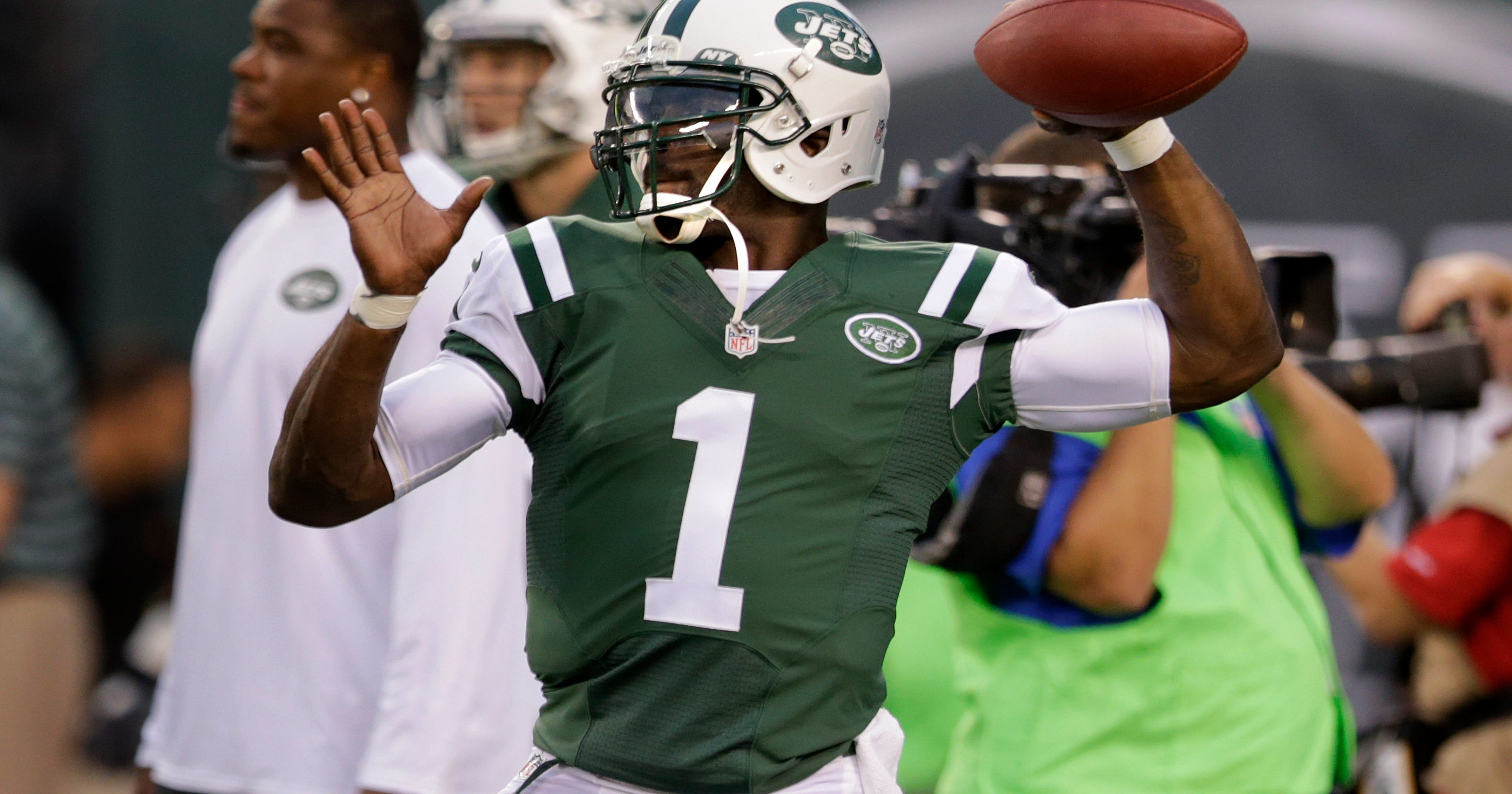 6871a32aa Geno Smith named starting Jets quarterback