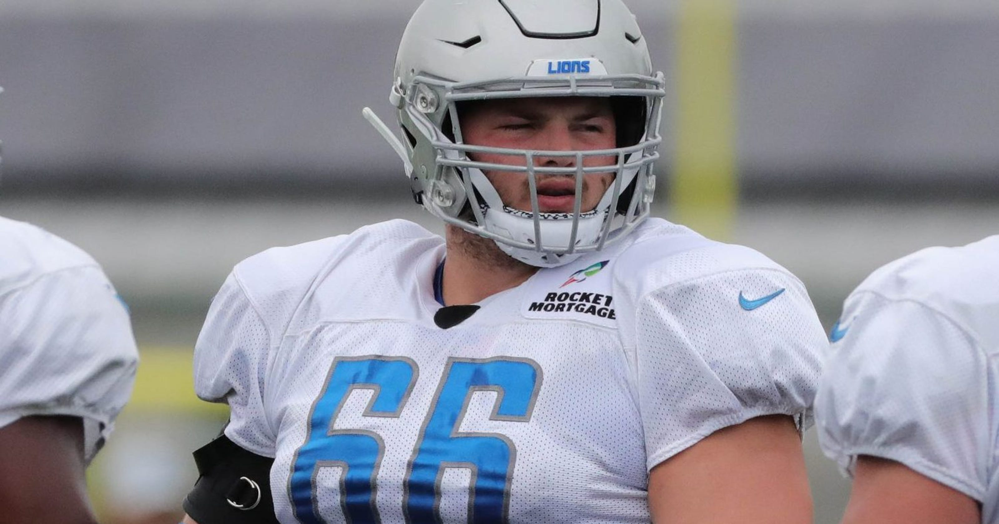 How Detroit Lions' Joe Dahl and the O-line is rebounding