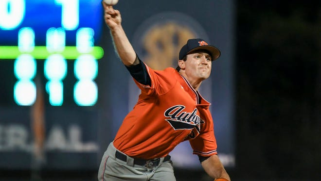 Auburn junior RHP Casey Mize took his fourth loss in his last five starts after dropping a 4-2 decision to Texas A&M Thursday night.