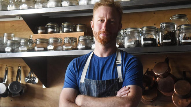 Chef and owner Evan Hennessey of Stages at One Washington in Dover will participate in the virtual event Seaweed Mania! on Wednesday, April 14 sponsored by the Dover Public Library.