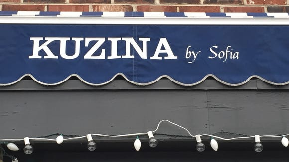 Kuzina by Sofia has eat-in, take-out and  brunch options for your holiday.