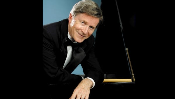 Pianist Ralph Votapek will perform Sunday at the Wolfe Recital Hall with the Corpus Christi Brass Quintet +1.