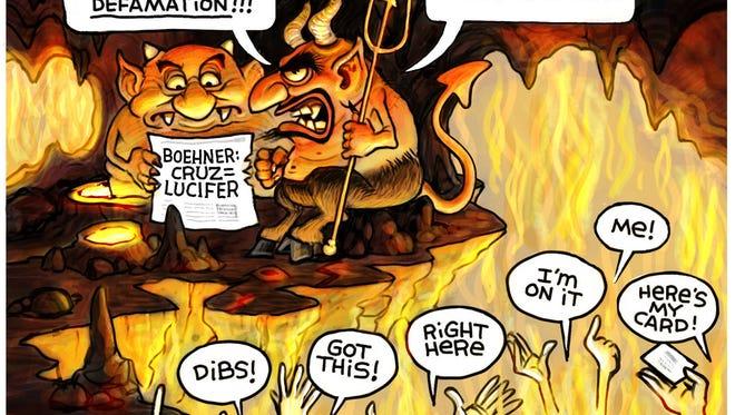 Lucifer Cruz