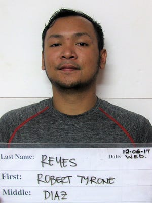 Robert Tyrone Diaz Reyes, 29, was charged with third-degree criminal sexual conduct as a second-degree felony in connection with the alleged assault.