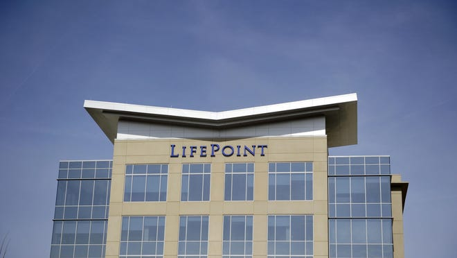 LifePoint Health's in Brentwood, Tenn.