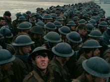 Review: Gripping 'Dunkirk' plunges viewers into war