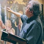 Tularosa painter recreates classic art