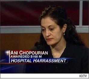 Sexual harassment lawsuit settlement amount