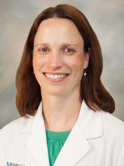 Aimee Welsh, cardiologist