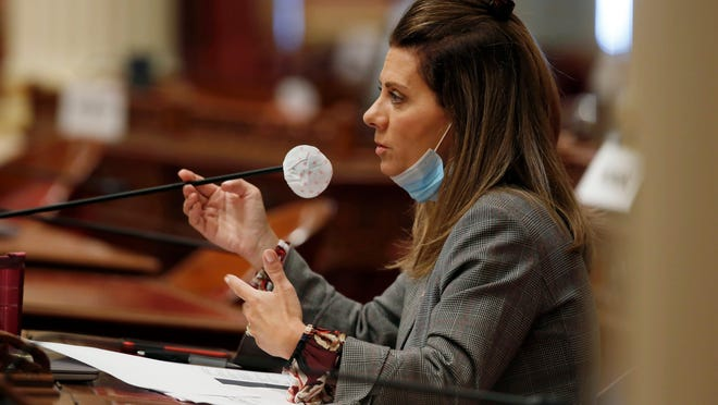 "Sen. Melissa Melendez, R-Lake Elsinore, opposed the measure. ""I patently reject the notion that this state is racist, or that this country is racist,"" Melendez said. ""This is the least racist country on the planet."""