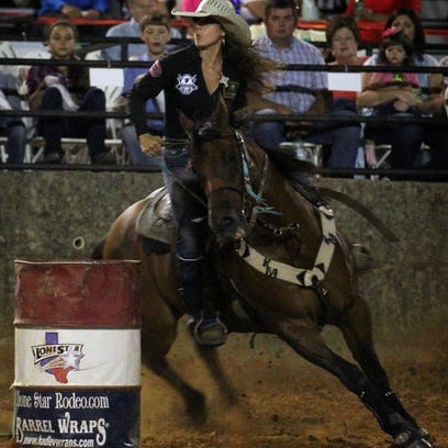 FILE IMAGE: The Lone Star Rodeo comes to Salisbury