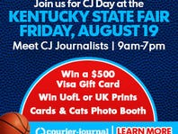 Free Gift on CJ Day at the State Fair