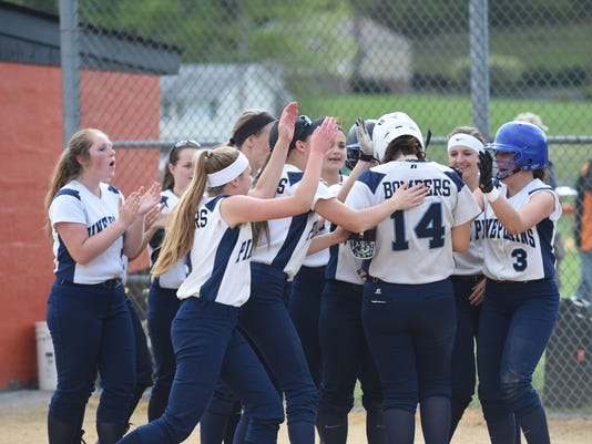 Pine Plains softball wins the MHAL
