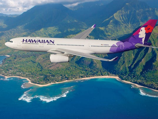 AP HAWAIIAN AIRLINES F FILE USA HI