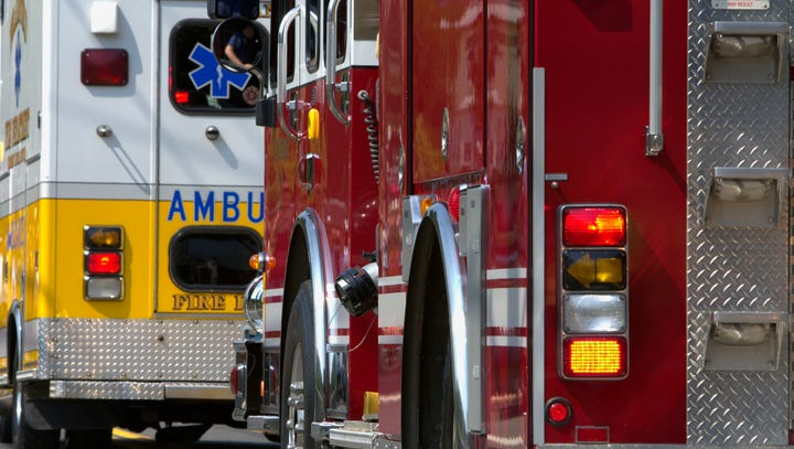 A 2-year-old boy died Friday morning in a house fire