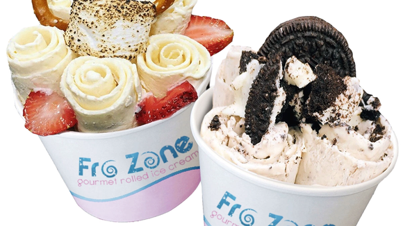 Fro-Zone will bring Thai rolled ice cream to Brady Street this summer.