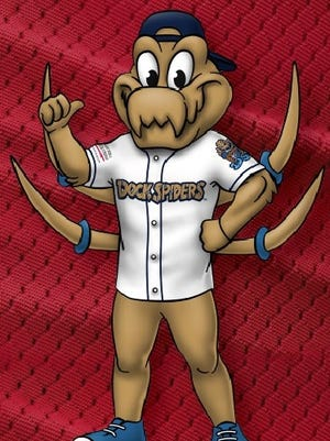 Weaver is the mascot for the Fond du Lac Dock Spiders, a Northwoods League baseball team in Fond du Lac.