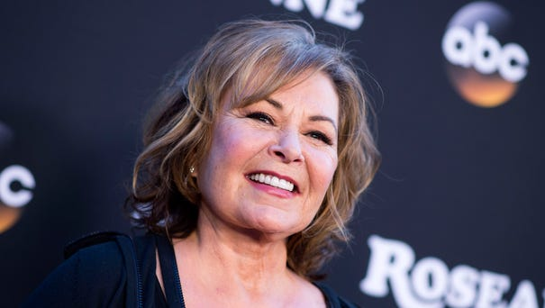 Roseanne Barr's return this week in 'Roseanne'...