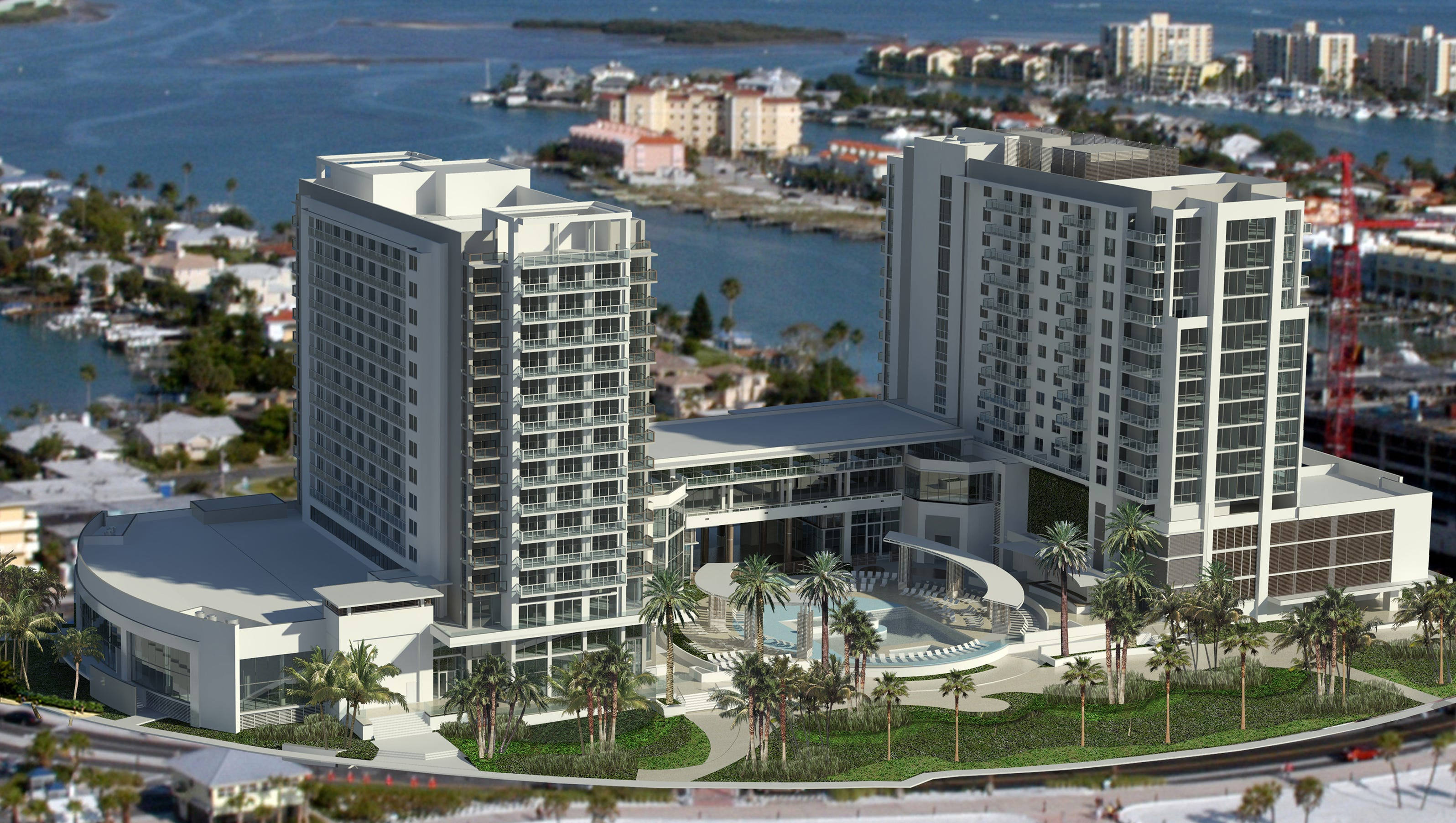 New hotels will change face of Clearwater Beach  WTSP 10