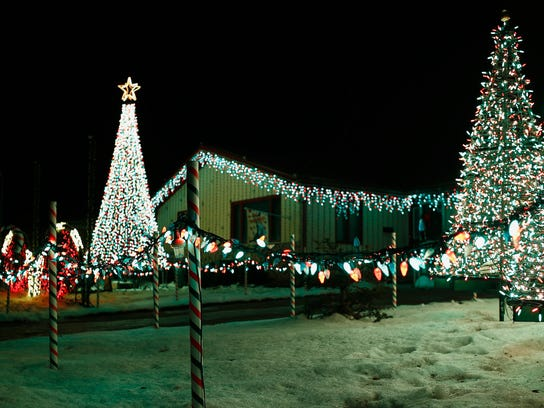 Appleton Home Aims To Outshine Griswolds