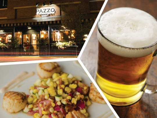 Pazzo in Red Bank has fabulous happy hour specials all week.