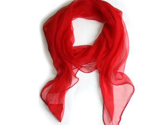 Gena Accessories women's silk scarves don't meet the federal flammability standard.