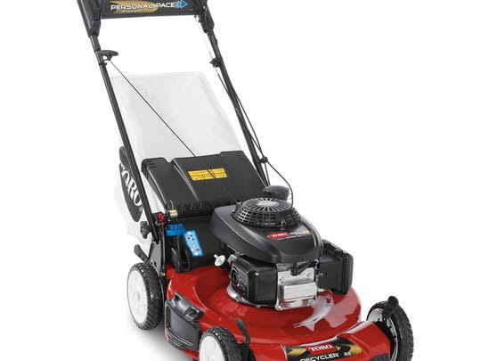 Toro's 2015 22-inch walk-behind power mowers were assembled with an incorrect blade driver and blade combination, which can cause the blade to break, resulting in an injury hazard.