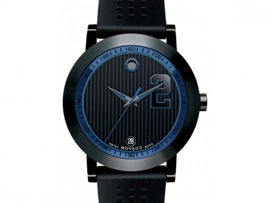 Movado Limited Edition Captain Series Watches come in three models.