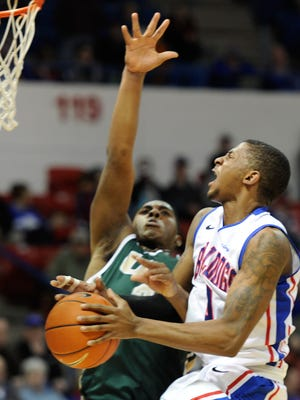 Louisiana Tech dropped its first Conference USA game Thursday at North Texas.