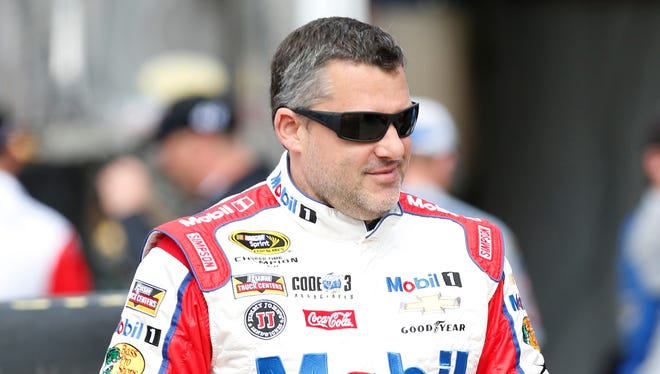 Tony Stewart is racing in his final season in the NASCAR Sprint Cup Series.