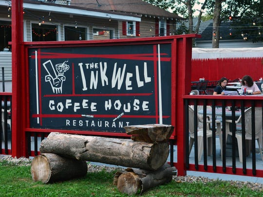 The Inkwell Coffee House is a Jersey Shore institution.