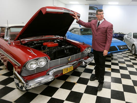 Muscle Car Museum Coming To Downtown Rochester With Cgi Expansion