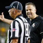 Report: Baylor coach Matt Rhule pulls out of Colts coaching search