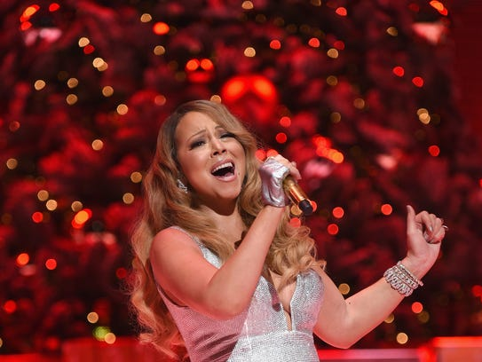 Mariah Carey will kick off her holiday tour Nov. 17