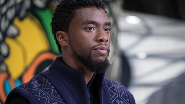 Review: Rousing, representative 'Black Panther' is one spectacular superhero