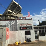 Famed hamburger joint Rama Jama's sits in the shadow of Bryant-Denny Stadium and serves a National Championship BLT.
