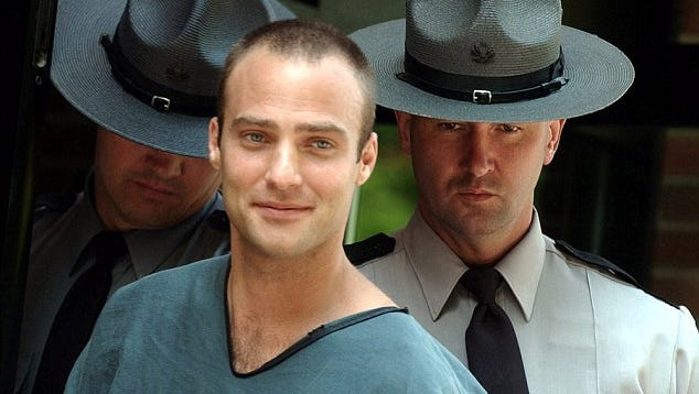 Hugo Selenski, 41, was convicted last month of two counts of first-degree murder for killing Michael Kerkowski and Tammy Fassett in 2002 as part of a robbery plot.