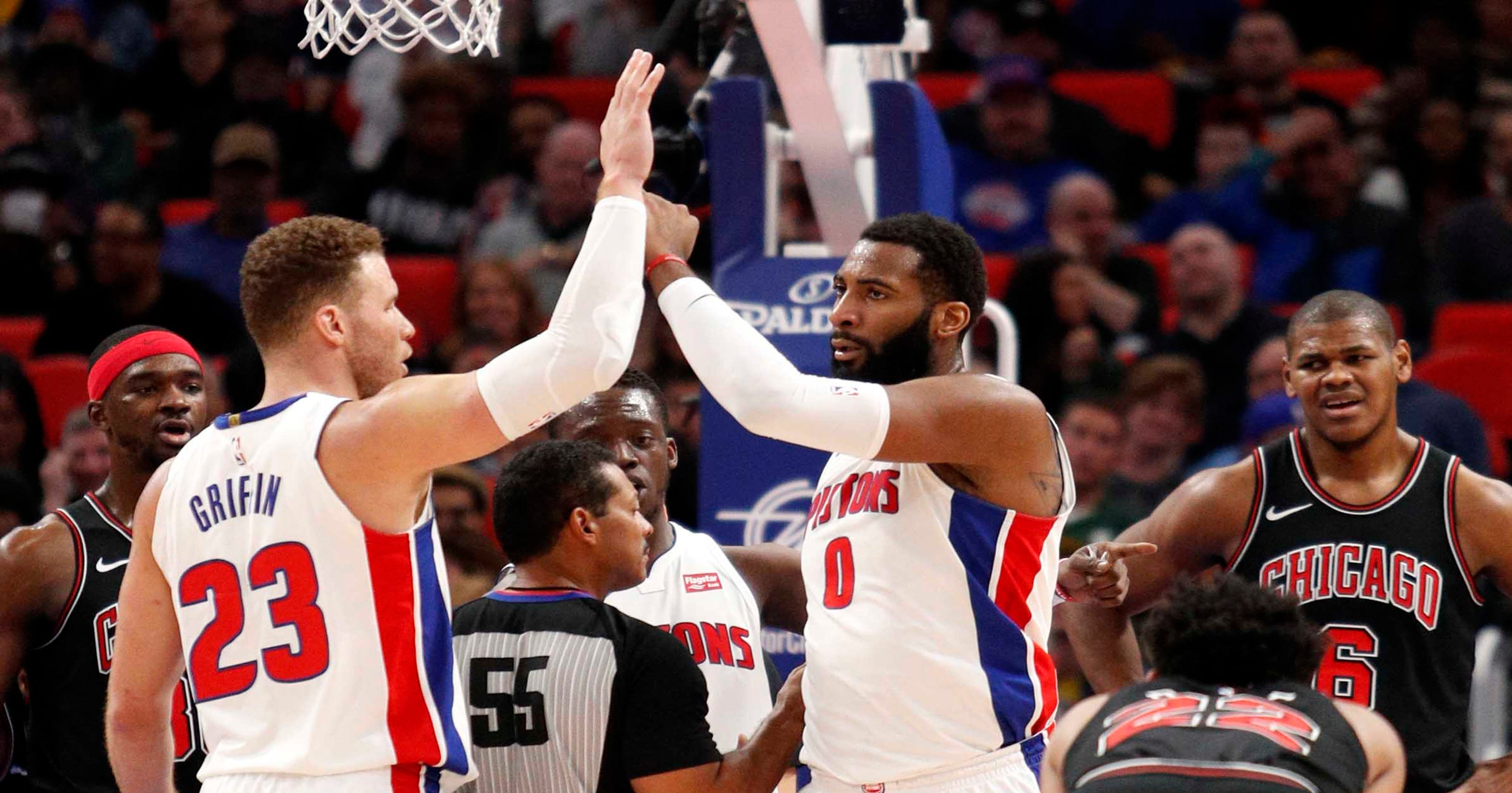 Detroit Pistons 2018 Preseason Schedule When Are They Home