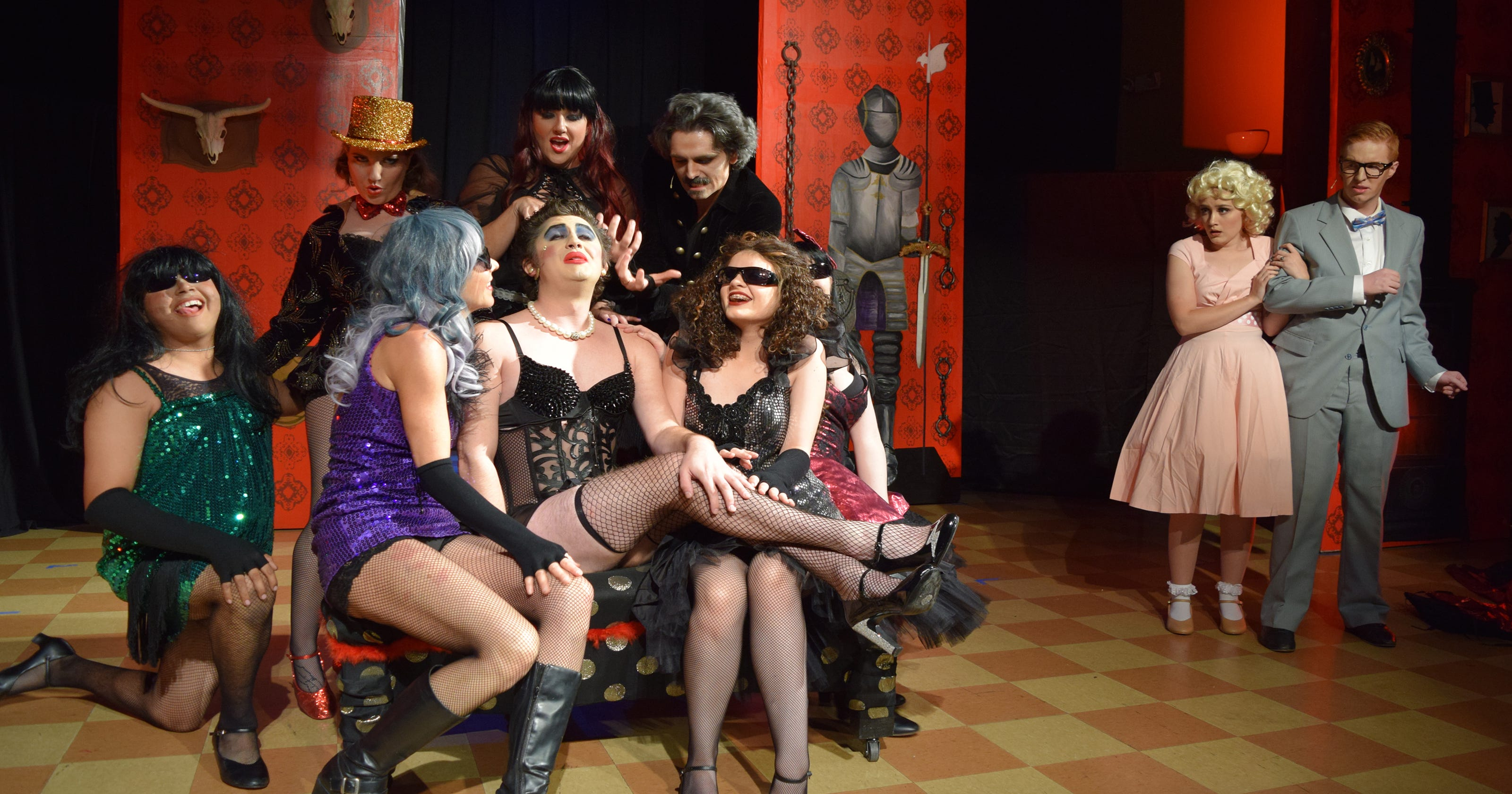 f4f2e07ee3 Time Warp  Axiom Repertory s  Rocky Horror  opens