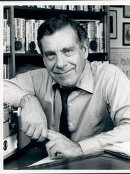 Morley Safer, Canadian reporter and Correspondent for