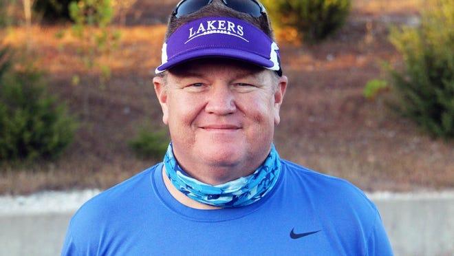 Camdenton assistant football coach Shawn Maschino.