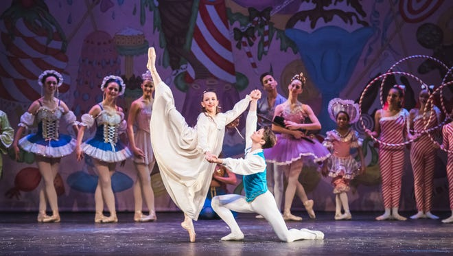 "The Vineland Regional Dance Company performs ""Nutcracker Ballet"" for the 39th year Dec. 17 and 18."