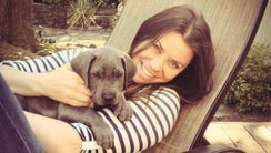 Brittany Maynard before her health started to deteriorate.