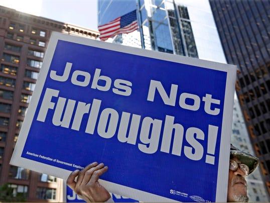 Budget Battle-Chicago Protest