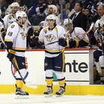 Predators' Kevin Fiala: 'I have to respect the process'