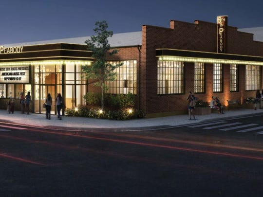 Yee-Haw Brewing Co. plans a 11,000-square-foot live music venue and bar with an outdoor patio at  423 Sixth Ave. S.
