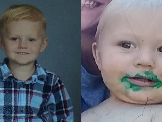 AMBER alert for abducted children