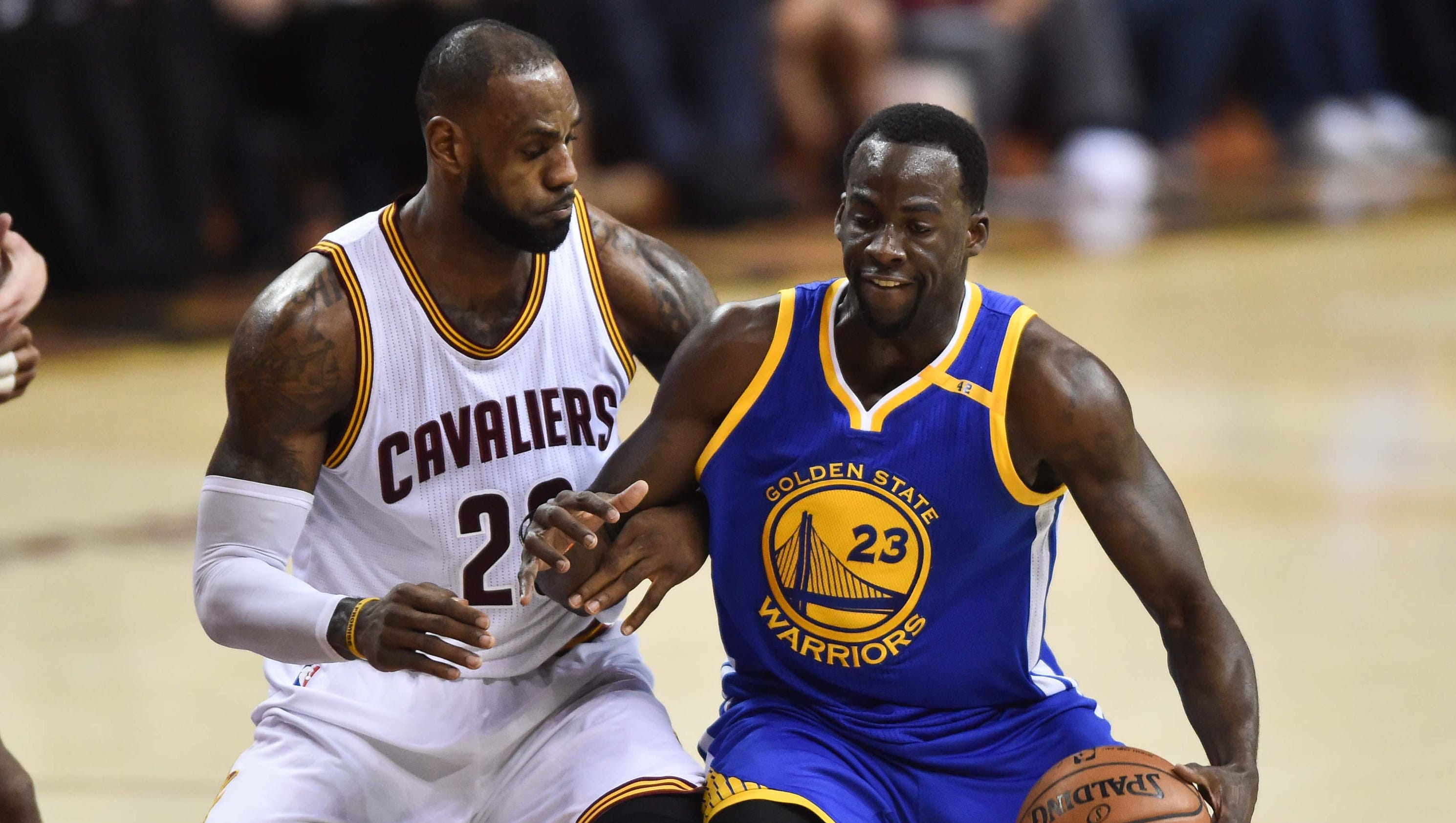 NBA Finals: Warriors-Cavaliers Game 3 ratings up 14% from ...